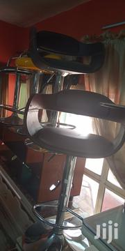 Imported Executive Relaxing Parded Leather Barstools | Furniture for sale in Lagos State, Ojo