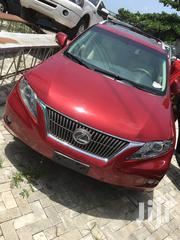 Lexus RX 2011 350 Red   Cars for sale in Lagos State, Ajah