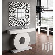 Luxur Afrique Mirror And Console - White | Home Accessories for sale in Lagos State, Magodo