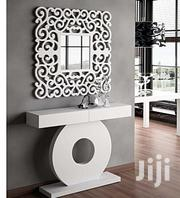 Luxur Afrique Mirror And Console - White | Home Accessories for sale in Lagos State, Epe