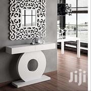Luxur Afrique Mirror and Console - White | Home Accessories for sale in Lagos State, Lagos Island
