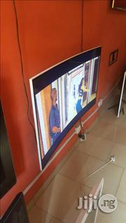 "2015 Curved 55"" Smart Samsung Tv 