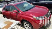 Lexus RX 2011 350 Red   Cars for sale in Lagos State, Lekki Phase 1
