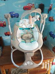 UK Used Baby Swing From Newborn To 24months | Children's Gear & Safety for sale in Lagos State, Lagos Mainland