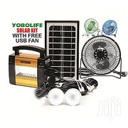 Solar Energy KIT Portable With Free USB Fan | Solar Energy for sale in Abuja (FCT) State, Lokogoma