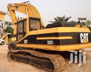 Tokunbo Excavator 325L 2004 | Heavy Equipments for sale in Lagos State, Ajah