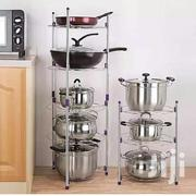 5 Layer Pot Storage Stand | Kitchen & Dining for sale in Lagos State, Lagos Mainland
