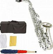 Yamaha Quality Alto Saxophone Silver | Musical Instruments & Gear for sale in Abuja (FCT) State, Wuse
