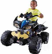 Generic Power Wheels DC Super Friends Batman Kawasaki Ride-On ATV | Toys for sale in Abuja (FCT) State, Central Business District