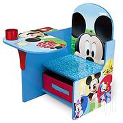 DELTA CHILDREN Chair Desk With Storage Bin, Disney Mickey Mouse   Children's Furniture for sale in Abuja (FCT) State, Wuse 2