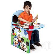DELTA CHILDREN Chair Desk With Storage Bin, Disney Mickey Mouse | Children's Furniture for sale in Rivers State, Port-Harcourt