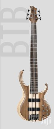 IBANEZ 6 Strings Bass Guitar BTB 746 | Musical Instruments & Gear for sale in Lagos State, Ikeja