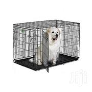 Generic Wire Collapsible Dog Cage Medium | Pet's Accessories for sale in Abuja (FCT) State, Central Business District