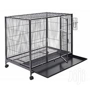 Generic Heavy Duty Metal Cage Small | Pet's Accessories for sale in Abuja (FCT) State, Central Business District