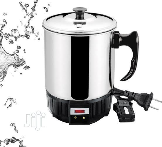 Archive: Stainless Steel Electric Heating Cup