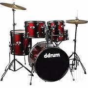 Generic 5 Pieces Drum Set With Hydraulic Drumheads | Musical Instruments & Gear for sale in Osun State, Osogbo