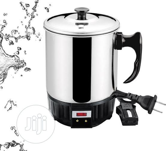 Archive: Stainless Steel Electric Heating Cup /GIFT