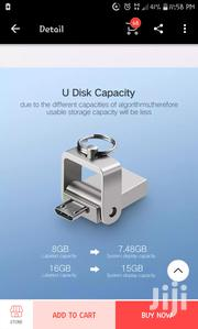 Otg Usb Flash Drive | Accessories for Mobile Phones & Tablets for sale in Lagos State, Shomolu