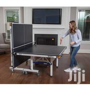 JOOLA Tour 2500 Indoor Table Tennis Table With Net Set (25mm Thick). | Sports Equipment for sale in Akwa Ibom State, Uyo
