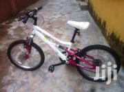 Bike White Pink Steel Frame Bicycle Cycling Available Now | Sports Equipment for sale in Lagos State, Ikeja