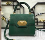 Dolce Gabbana Female Leather Handbag - Green | Bags for sale in Lagos State, Ikeja