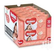 Huggies Baby Wipes Soft Skin | Baby & Child Care for sale in Lagos State, Ajah