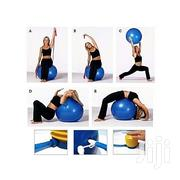 65cm Exercise Gym Ball With Air Pump | Sports Equipment for sale in Lagos State, Ikoyi