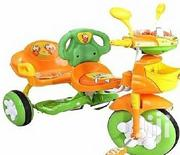 Generic Double Seat Tricycle For Kids | Toys for sale in Abuja (FCT) State, Central Business District