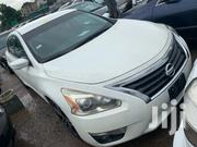 Nissan Altima 2014 White | Cars for sale in Lagos State, Ikeja