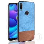 Xiaomi Redmi Note 7 Shockproof Color Matching Denim Case (Blue) | Accessories for Mobile Phones & Tablets for sale in Lagos State, Ikeja