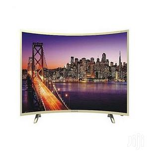 Polystar Smart Curved LED Uhd TV (Pv-e50sdu2100) 50""