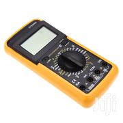 DT9205A Digital Multimeter, Voltmeter, Multimeter Kit | Measuring & Layout Tools for sale in Lagos State, Ikeja