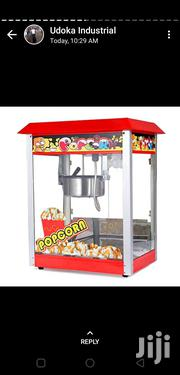 Pop Corn Machine (Red) | Restaurant & Catering Equipment for sale in Lagos State, Ojo