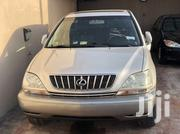 Lexus RX 2001 Silver | Cars for sale in Lagos State, Surulere