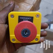 Telemecanique Emergency Switch In Box.   Manufacturing Materials & Tools for sale in Lagos State, Ojo