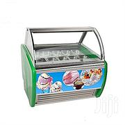 Generic Commercial Ice Cream Display Freezer Chiller 12 Plates   Store Equipment for sale in Abuja (FCT) State, Central Business District