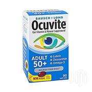 Bausch and Lomb Ocuvite Adult 50+ Vitamin Mineral Supplement | Vitamins & Supplements for sale in Lagos State, Lagos Mainland