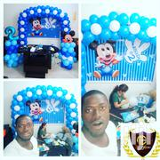Mickey Mouse Themed Party Balloon Decor   Party, Catering & Event Services for sale in Lagos State, Surulere