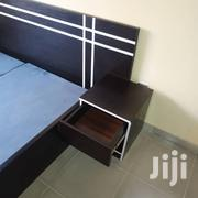 Strip Bedframe With Extended Headboard | Furniture for sale in Lagos State, Lagos Mainland