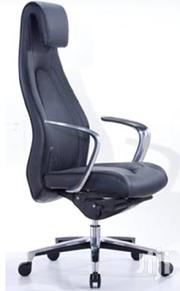 Executive Office Leather Chair   Furniture for sale in Lagos State, Lekki Phase 1