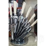 Bass Rotating Knife Set | Kitchen & Dining for sale in Lagos State, Ikeja