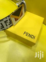Fendi Quality Belt White | Clothing Accessories for sale in Lagos State, Surulere