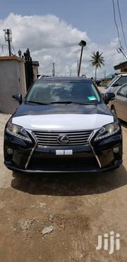 Lexus RX 350 AWD 2015 Black | Cars for sale in Lagos State, Surulere