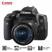 Canon Eos 750d Dslr Camera 24.2 Mp | Photo & Video Cameras for sale in Abuja (FCT) State, Wuse 2