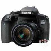 "Canon Eos 800d Dslr Camera 24.2mp 3"" Touch Screen 