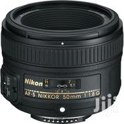 Nikon AF-S Nikkor 50mm F/1.8G Lens | Accessories & Supplies for Electronics for sale in Abuja (FCT) State, Wuse 2