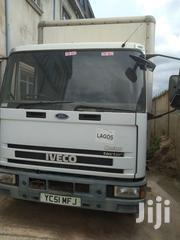 Tokunbo Iveco Cargo Rightyhandrive 1999 White | Trucks & Trailers for sale in Lagos State, Ikorodu