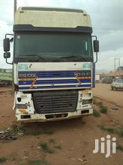 Registerd Daf 95xf Truck 2008 White | Trucks & Trailers for sale in Lagos State, Ikorodu