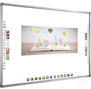 Multi-touch Smart Board With Projector Hanger
