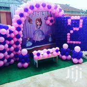 Balloon Arch And Number Balloons Decor By Morphims Events   Party, Catering & Event Services for sale in Lagos State, Surulere